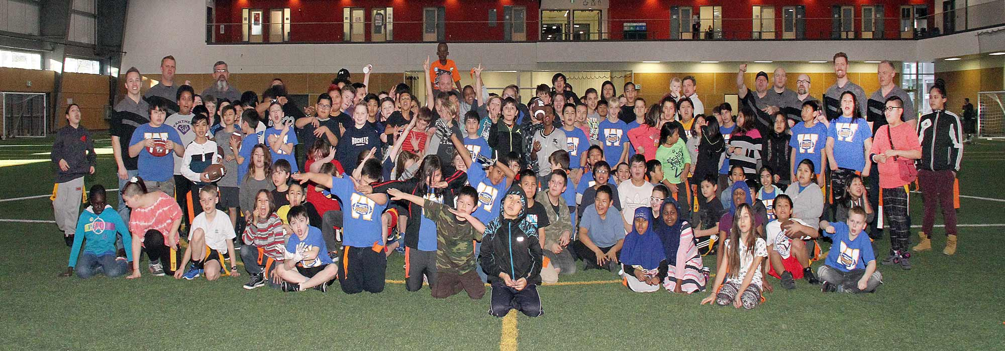 Winnipeg Blue Bombers and Winnipeg Police Association Kickoff 